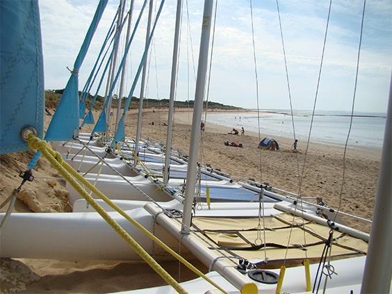 Camping les Flots atlantique